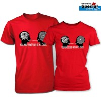 Valentine Special Couple T-Shirt SW3256