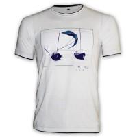 MIND SCAPE -  Ronud Neck T Shirt