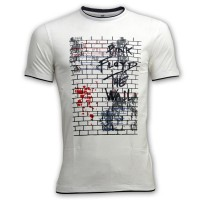Pink Floyd : The Wall - Round Neck T Shirt