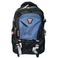 "Power 18"" and 20"" Trolley Backpack Blue"