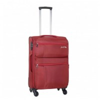 MAX Lightweight Red Trolley Case MX372