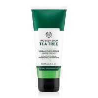 The Body Shop Tea Tree Squeaky-Clean Scrub -  100ml