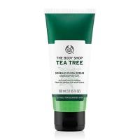The Body Shop Tea Tree Squeaky-Clean Scrub -  100ml