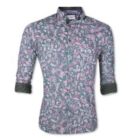 Eid Exclusive & Stylish Pure Cotton Printed Casual Shirt JP207