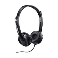 Rapoo H120 USB Wired Office  Use Headphone Black