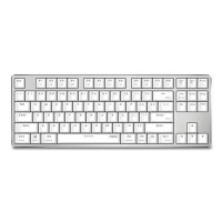 Rapoo VPRO V500S Ice Crystal Backlit Wired Mechanical Gaming Keyboard White