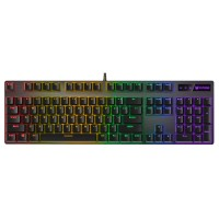 Rapoo V500 RGB Backlit Mechanical Gaming Keyboard Black