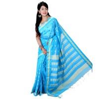 Eid Exclusive Muslin Silk Jamdani Saree TS4841