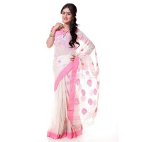 Eid Exclusive Cotton Saree TS4888