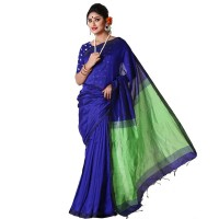 Eid Exclusive Half Silk Saree TS4957
