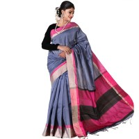 Eid Exclusive Half Silk Saree TS4958