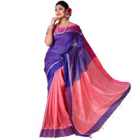 Eid Exclusive Half Silk Saree TS4959