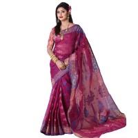 Eid Exclusive Silk Jamdani Saree TS4971