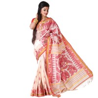 Eid Exclusive Cotton Saree TS4978