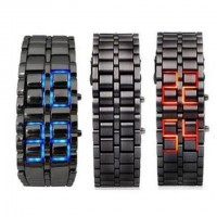 Bracelet Samurai LED Watch