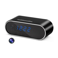 Hidden Camera Alarm Clock Spy Camera