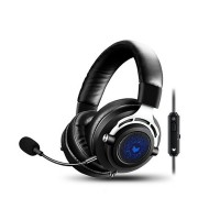 Rapoo VH150 Wired Black Gaming Headset Black