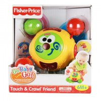 Fisher Price - Go Baby Go Touch And Crawl Friend