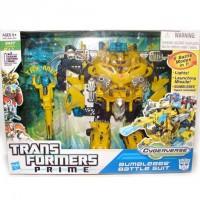 Funskool Transformers Prime Beast Hunters Bumblebee Intelligence Specialist