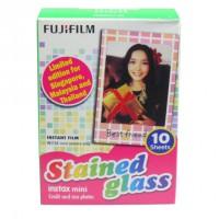 Fujifilm Stain Glass Credit Card Size
