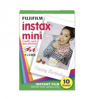Fujifilm Instax Mini Instant Credit Card Size Film