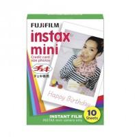 Fujifilm Instax Mini Instant Credit Card Size Film