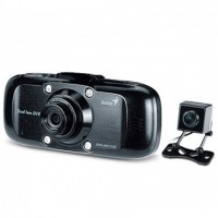 Genius New Dvr-Hd500d Dual camera vehicle recorder, full HD with night vision