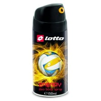 Lotto Body Spray (Energy) 150 ml LT805