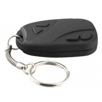 Key Ring Hidden Camera Support Up To 32GB