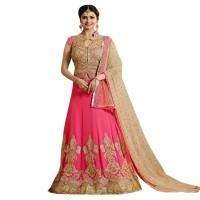 Classic Georgette Prachi Desai Wedding Lehenga WF060
