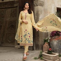 Original Vinay Fashion Silkina Royal Crepe Salwar Suit - VFL771