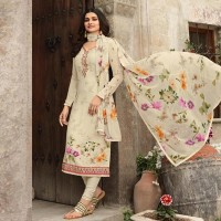 Original Vinay Fashion Silkina Royal Crepe Salwar Suit - VFL774