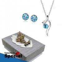 Austria Crystal Jewelry Sets For Women