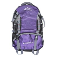 Willpower Hiking Backpack  Purple
