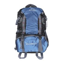 Willpower Hiking Backpack  Blue