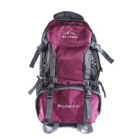 Willpower Hiking Backpack  Magenta