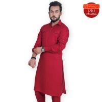 Waazir Exclusive Festive Collection Kabli with Pajama WP373