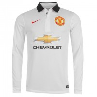 Manchester United Full Sleeve Away Jersey 2014-15