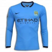 Nike Manchester City Away Shirt 2014 - 2015