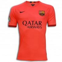 FC Barcelona Half Sleeve Away Shirt 2014-15