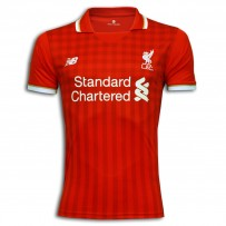 Liverpool Home Shirt For 2014 - 2015 Red
