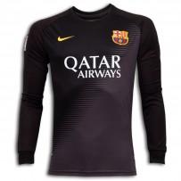 FC Barcelona Home Goalkeepers Shirt 2014-15