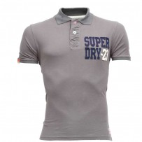 Super Dry Polo Shirt SB16P Dust