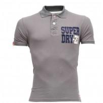 Super Dry Polo Shirt SB16P Dust