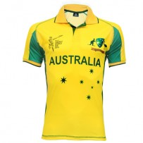 ICC Cricket World Cup'2015 Australia Team Jersey