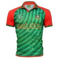 ICC Cricket World Cup 2015 - Bangladesh Cricket Team Jersey