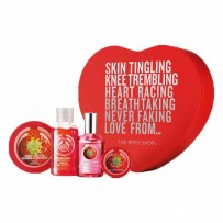 The Body Shop Sweetheart Gift Set TGS41L