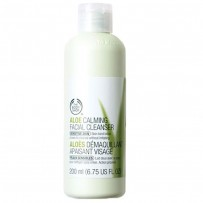 The Body Shop Aloe Calming Facial Cleanser 200 ml TGS45L
