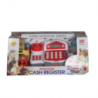 Multifunctional Cash Register Toy For Children