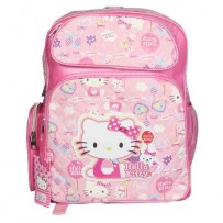 Hello Kitty School Bag(Pink)